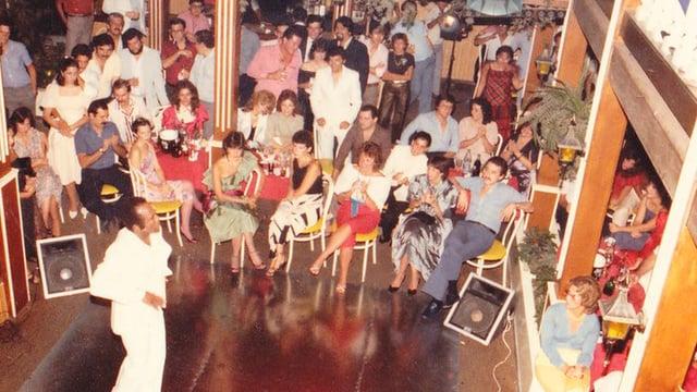 Infinity…discoteca guayaquileña