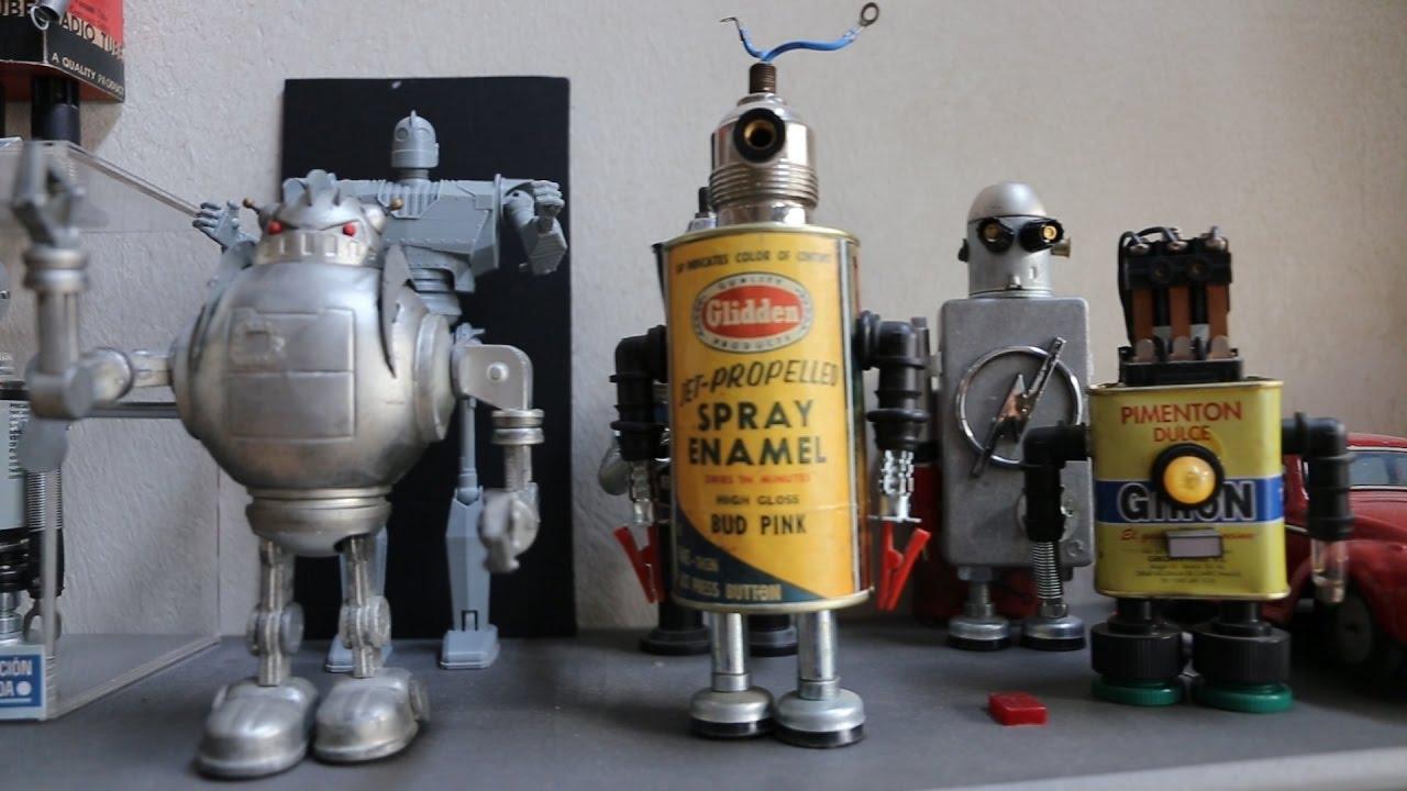 Pitarque Robots sigue generando contenidos