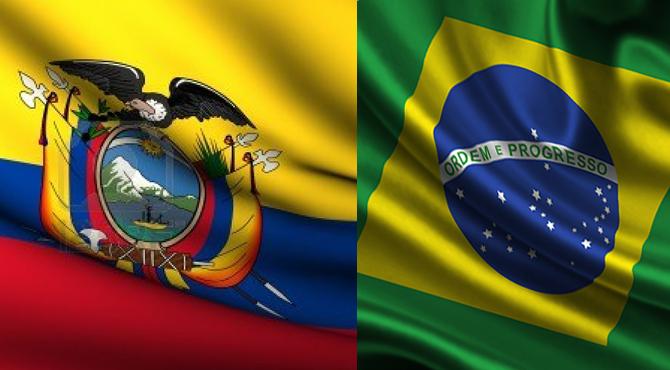 Brasil-Ecuador, dos dimensiones