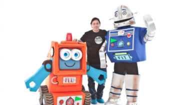 Pitarque Robots sigue pisando fuerte en Europa