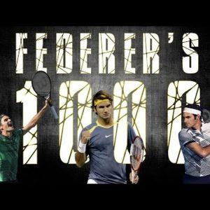 El arte y clase de Roger Federer