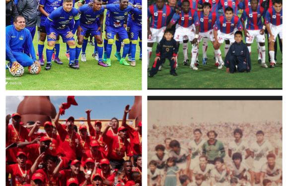 Las fusiones en el futbol ecuatoriano