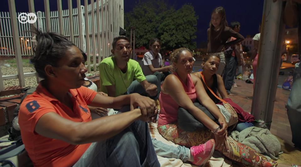 Este es el trabajo de la DW que el gobierno venezolano consideró no era prudente emitir