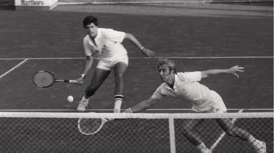 35 años de triunfo en Copa Davis contra Brasil