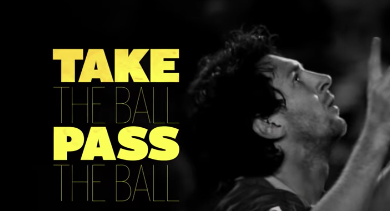 Documental del Barcelona de Guardiola, «Take the ball, pass the ball» (trailer)