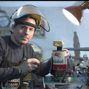 Los diseños de Pitarque Robots