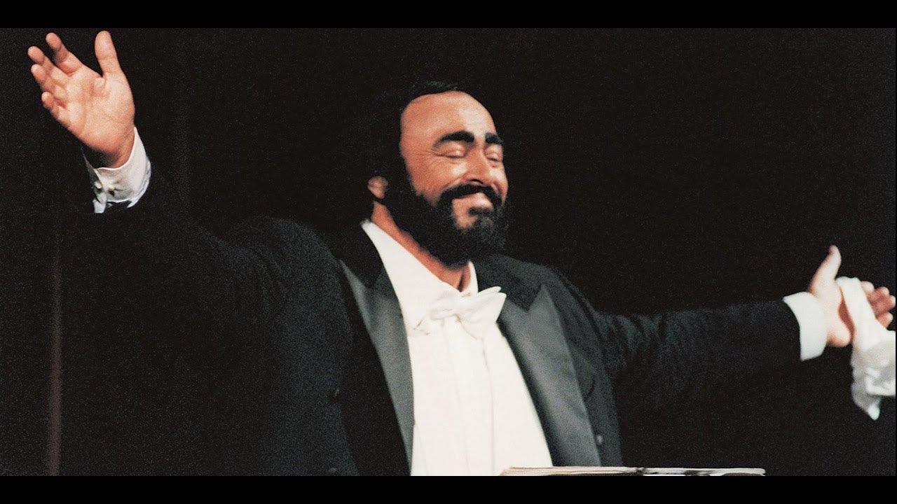 Pavarotti-trailer