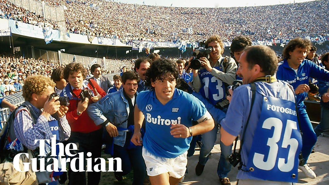 El documental de Diego Maradona-trailer
