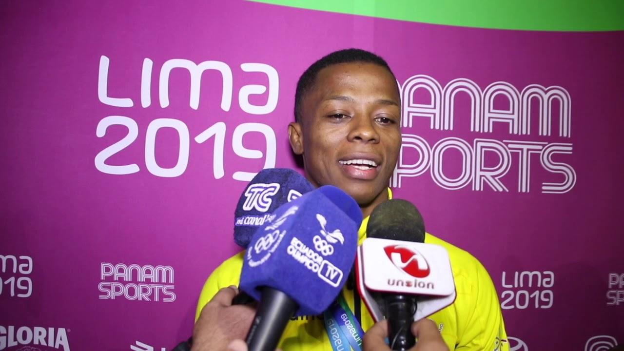 Andres Montaño, campeón panamericano de lucha