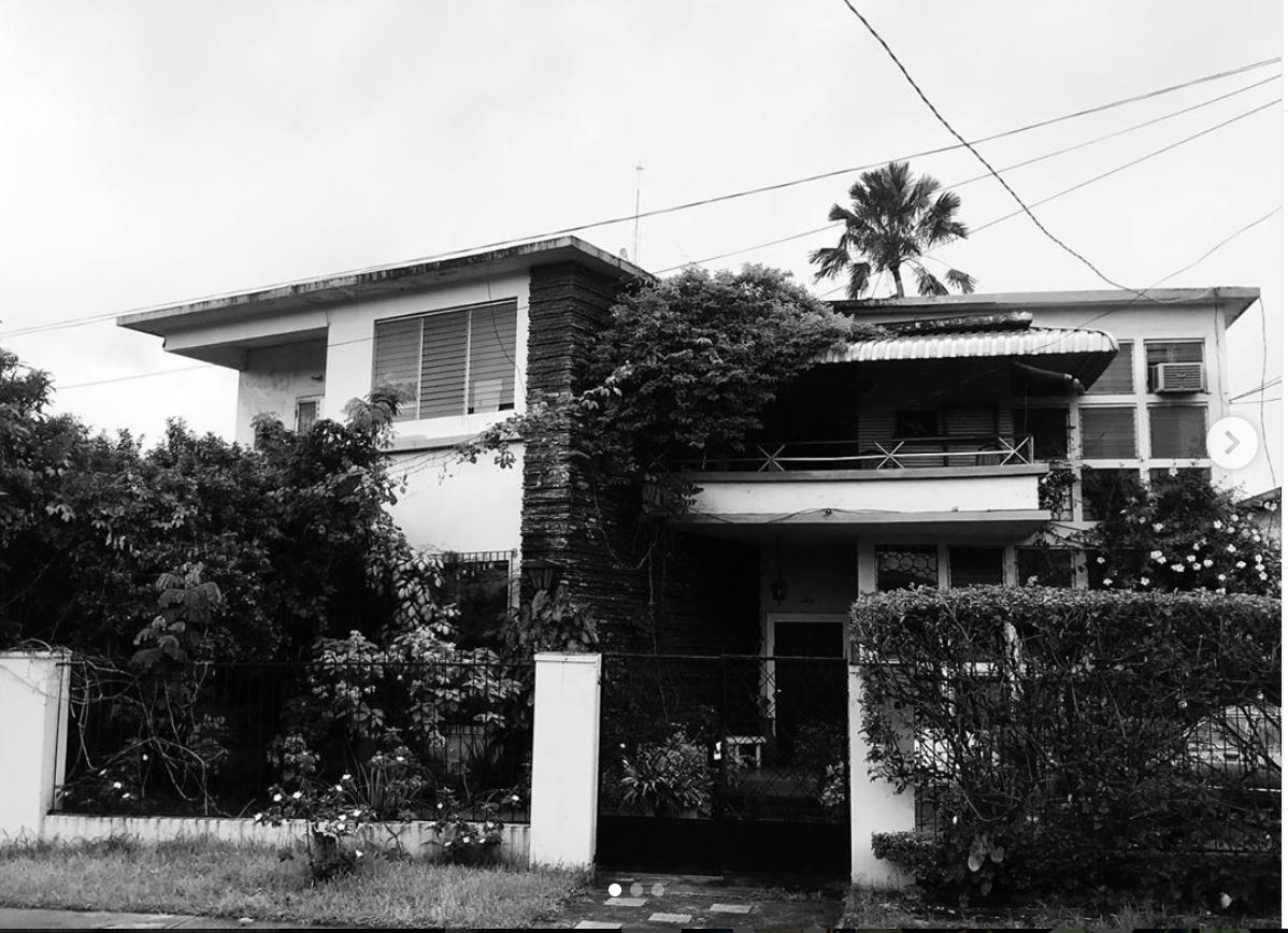 La casa de mi abuela