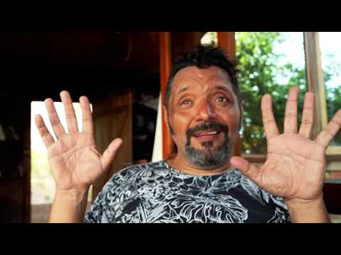 Luis Rueda en su nuevo entorno