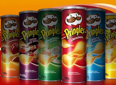 La eternidad en una lata de Pringles