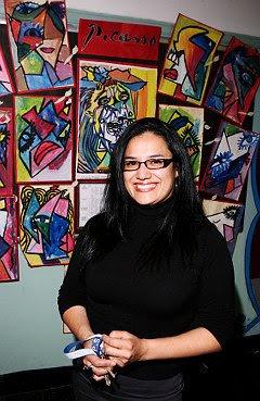 Reconocen Labor Educativa-Artistica de Ecuatoriana.