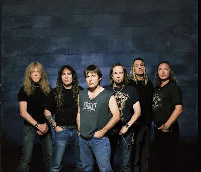 Iron Maiden:Marzo-10 en Estadio de Aucas.