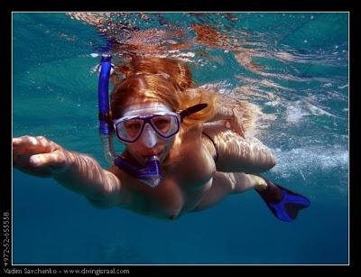 En Suecia por Ley, se Puede Hacer Topless en Piscinas.