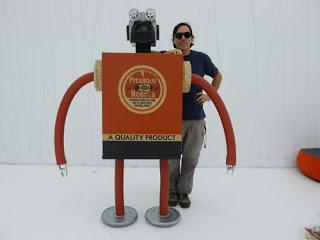 Los robots de Xavier Arcos ganan espacio y presencia en España