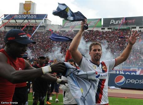 Deportivo Quito y su 5ta corona