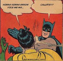 Batman se cabreo del «Ai eu se te pego»