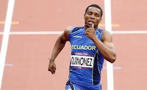 Sudamericanos en final de 200 metros en Juegos Olimpicos