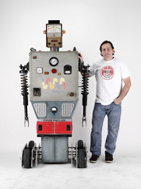 Pitarque Robot