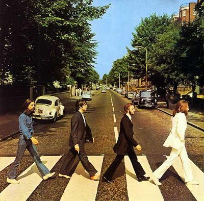 Aparecio el señor de la foto en Abbey Road