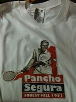 Pancho Segura en «Mi Bella Genio».