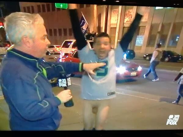 Que haces como reportero si te pasa esto en vivo?