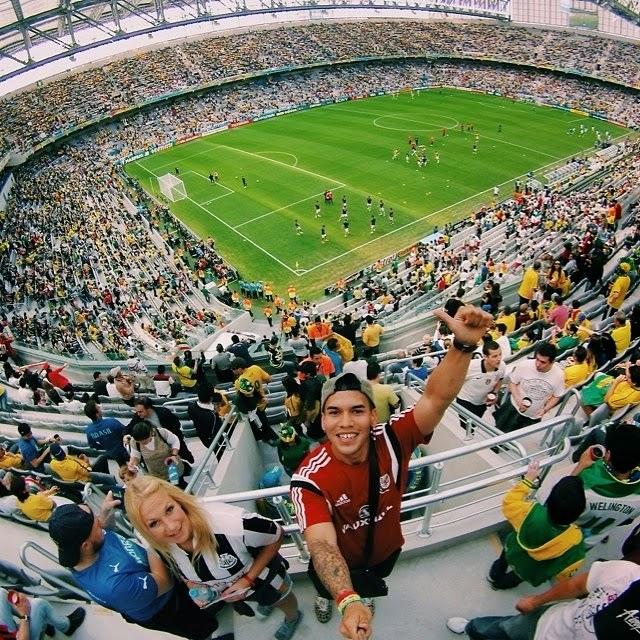 10 cosas q me impresionaron en Brasil