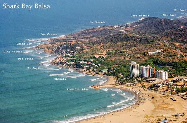 Fantastica foto y guia de surf de Playas