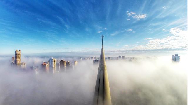 Premios a fotos tomadas con drones