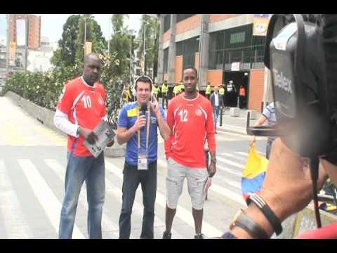 Dia 1 de Competencia en Colombia 2011