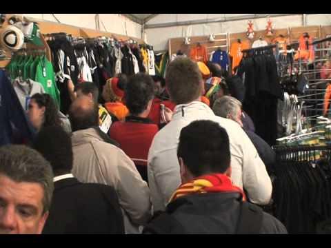 Recordando el dia de la final en Sudafrica 2010