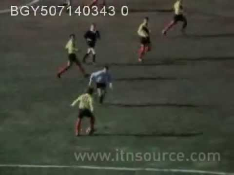 Selección de futbol Ecuador en 1969