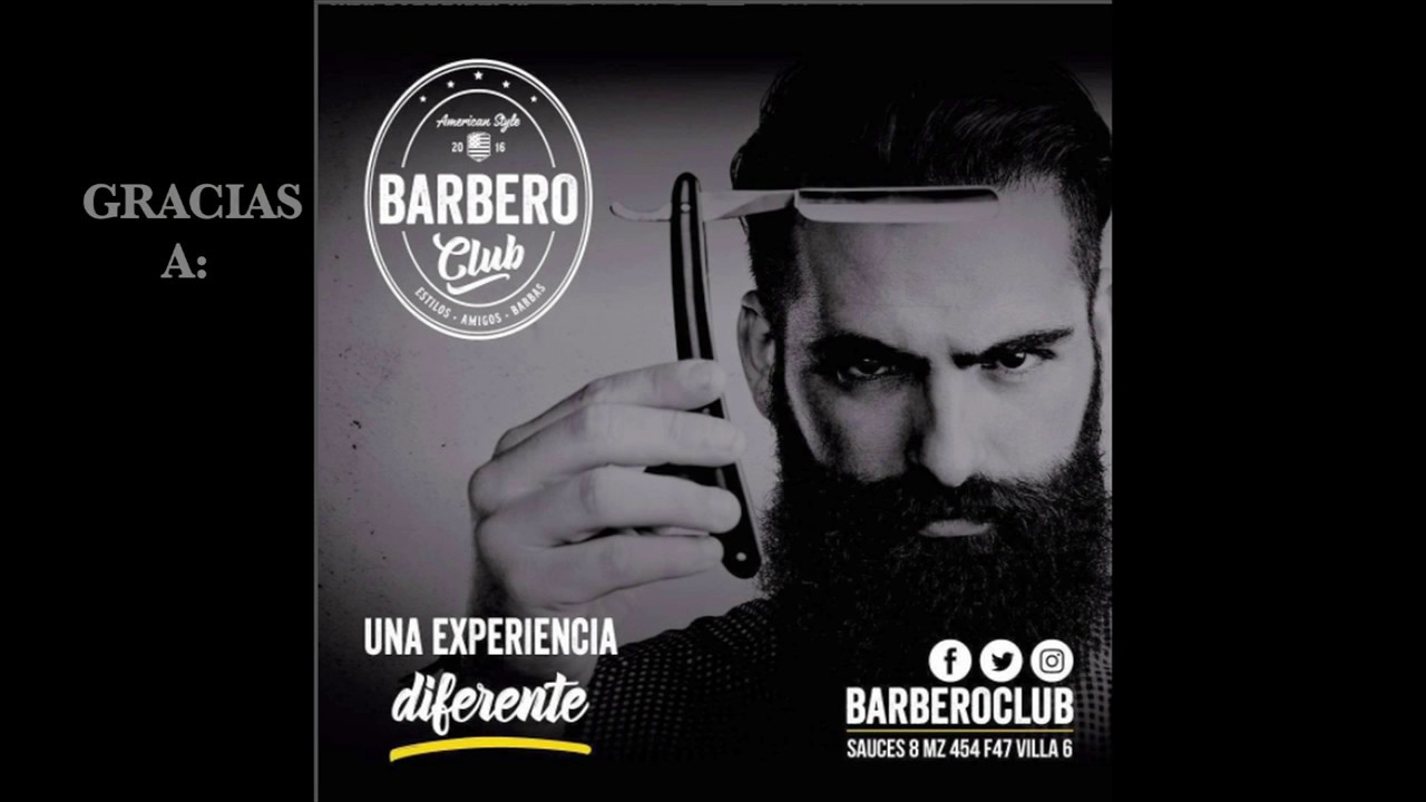 Cabina 14 en Barbero Club