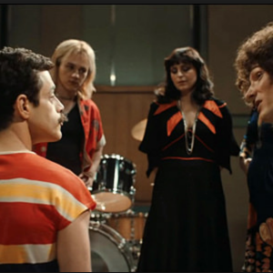 Cabina 14 sobre película Bohemian Rhapsody