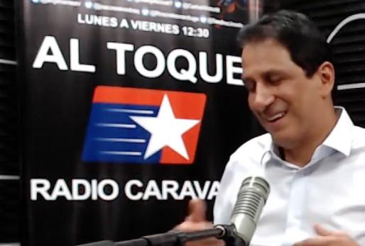 José Francisco Cevallos cuenta su versión de sobre Barcelona y explica caso Perez.