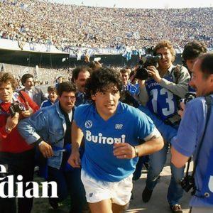 El documental de Diego Maradona-trailer