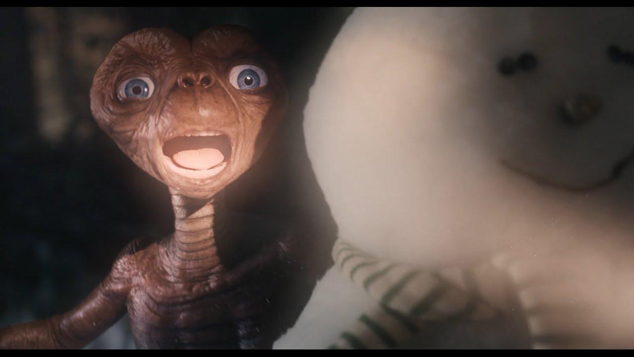 Se reencuentran Elliot y ET…nada más