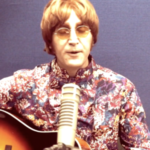 Lennon…vive