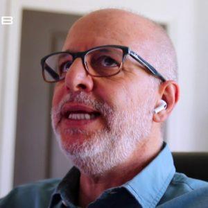 Alberto Plaza y su versión de lo que aprendes de la cuarentena