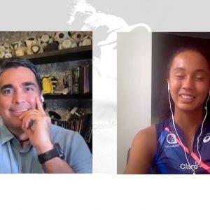 Entrevista con Leylah Fernandez